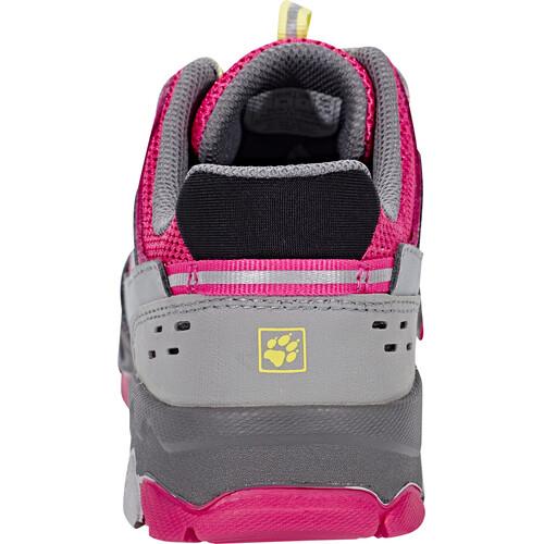 Jack Wolfskin MTN Attack 2 Low - Chaussures Enfant - gris Bonne Vente En Ligne Finishline Sortie particulier Magasin De Dédouanement Frais De Port Offerts Sortie Basse Frais D'expédition R2Uze824NX